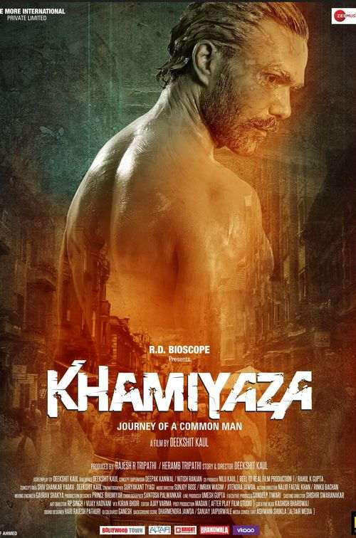 Khamiyaza (2019) Hindi BRRip 720p & 480p x264 | Full Movie