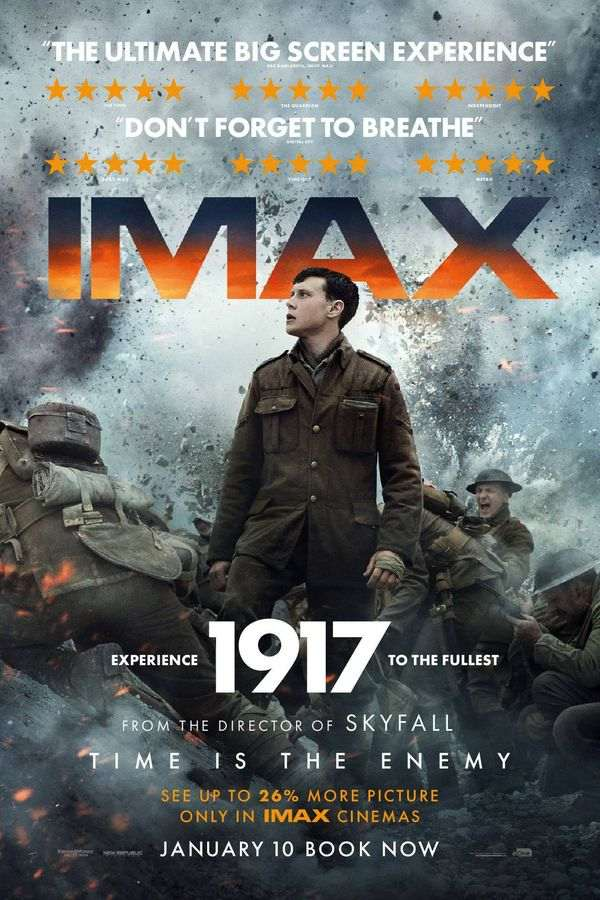 1917 (2019) BluRay 720p & 480p Dual Audio [Hindi (Fan Dubbed) + English] x264 ESubs | Full Movie