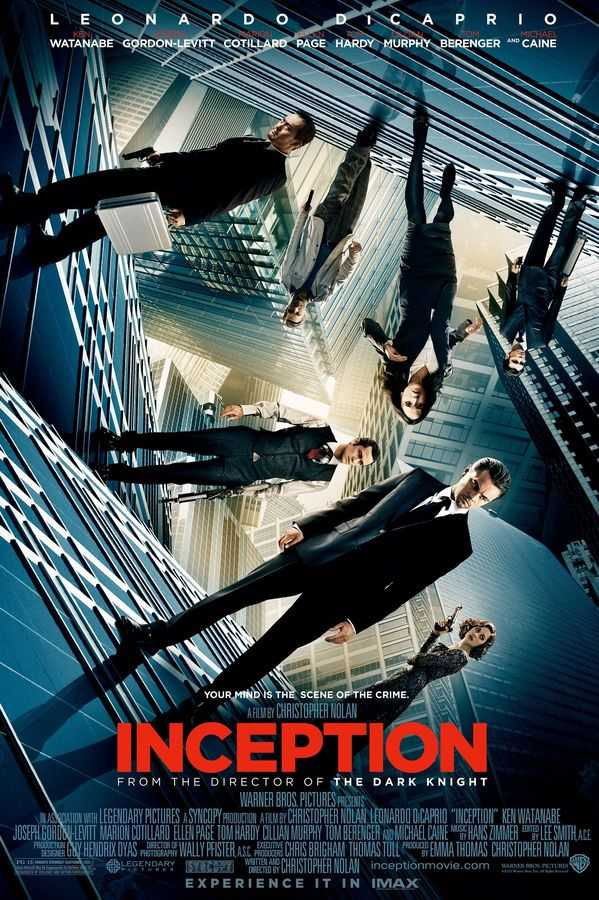 Inception (2010) Hindi BluRay 1080p 720p 480p Dual Audio [Hindi DD5.1+ English] | Full Movie