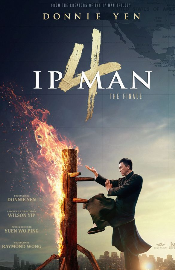 Ip Man 4: The Finale (2019) English BLuRay 1080p 720p 480p DD5.1 ESubs | Full Movie