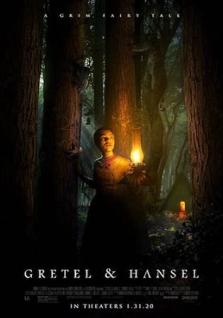 Gretel and Hansel 2020 WEB-DL 800Mb English 720p ESub