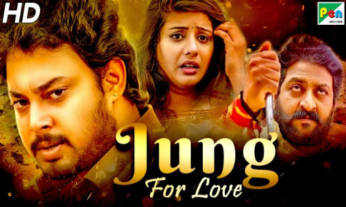 Jung For Love 2020 HDRip 300Mb Hindi Dubbed 480p