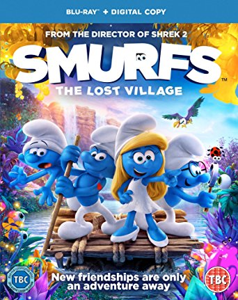 Smurfs The Lost Village 2017 Hindi BLuRay 720p & 480p Dual Audio [ हिंदी + English] | Full Movie