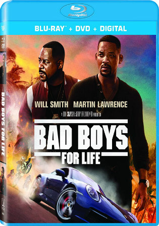 Bad Boys for Life 2020 BRRip 300Mb English 480p ESub