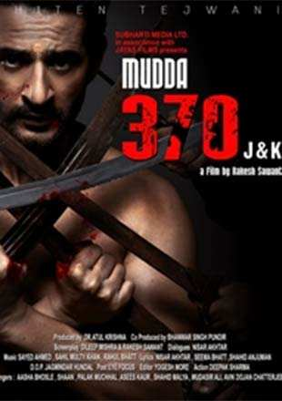 Mudda 370 J&k 2019 WEB-DL 400Mb Hindi 480p