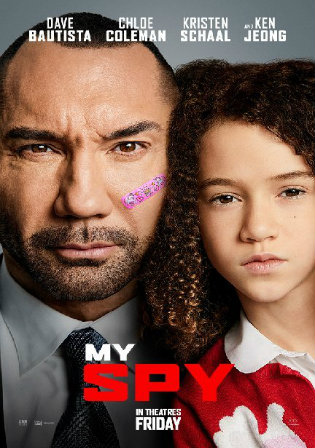 My Spy 2020 BRRip 900Mb English 720p ESub