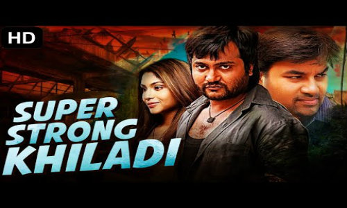 Super Strong Khiladi 2020 HDRip 750Mb Hindi Dubbed 720p
