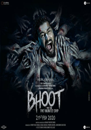 Bhoot Part One The Haunted Ship 2020 WEB-DL 300MB Hindi 480p