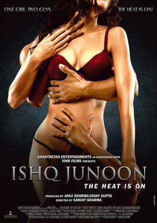 Ishq Junoon The Heat is On 2016 WEB-DL 300Mb Hindi 480p