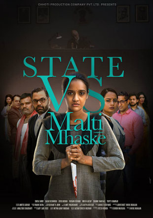 State vs Malti Mhaske 2019 HDRip 300Mb Hindi 480p