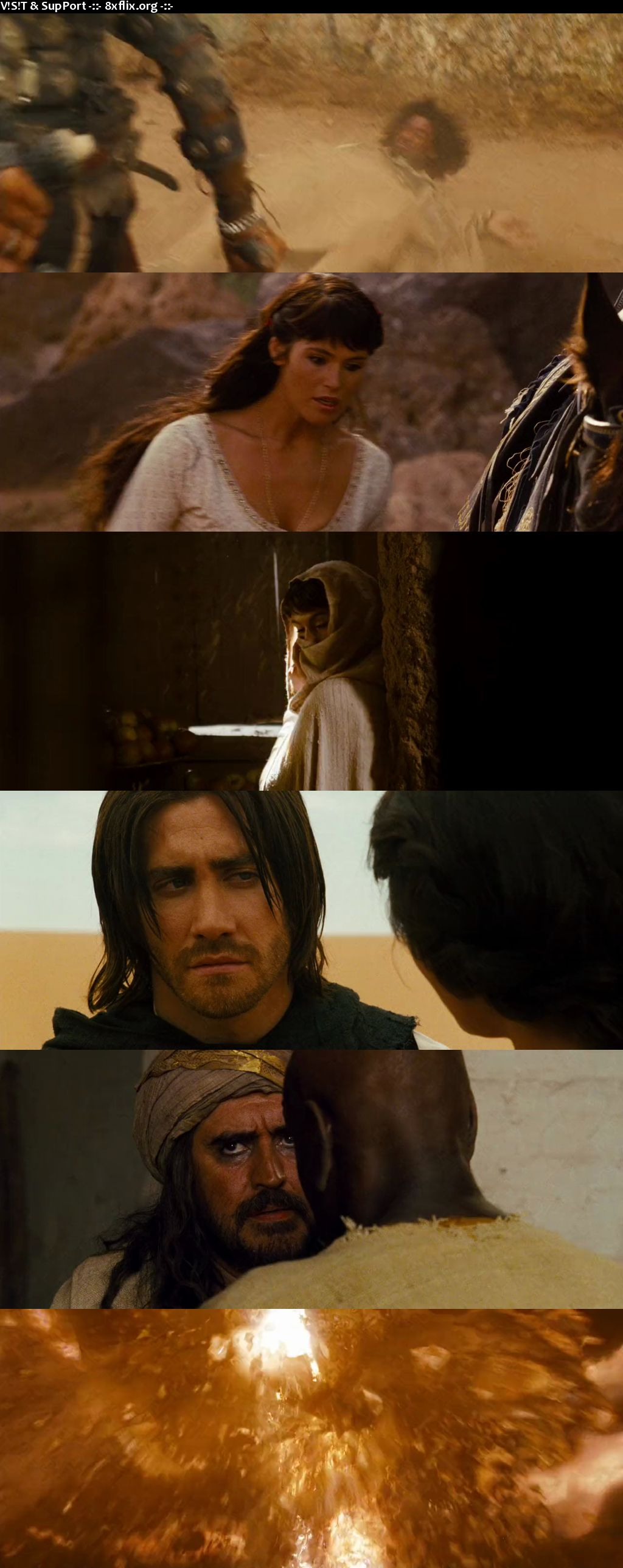 Prince Of Persia – The Sands Of Time 2010 Hindi English Dual Audio 720p 480p BluRay