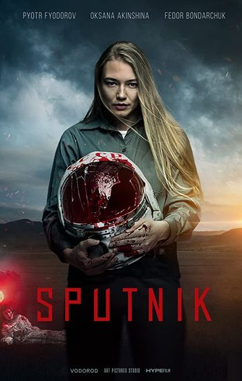 Sputnik (2020) Hindi WEBRip 720p & 480p Dual Audio [Hindi (Dubbed) + Russian (ORG)] | Full Movie