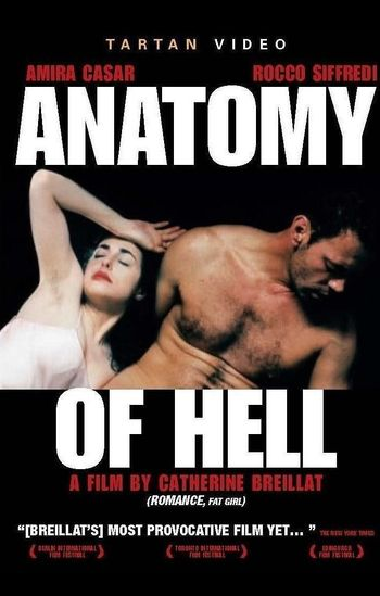 [18+] Anatomy Of Hell (2004) Hindi UNRATED DVDRip Dual Audio [Hindi (Dubbed) + English (ORG)] | Full Movie