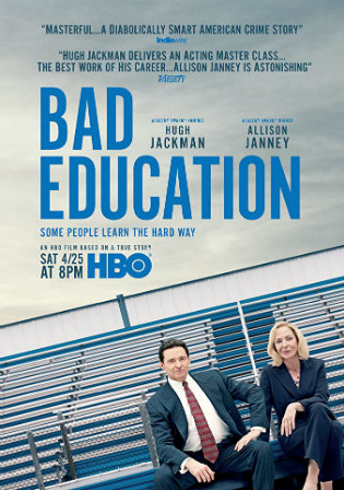 Bad Education 2019 WEBRip 900MB English 720p ESub Watch Online Full Movie Download bolly4u