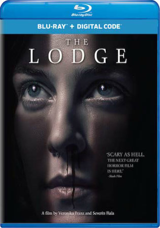 The Lodge 2019 BRRip 300Mb English 480p ESub
