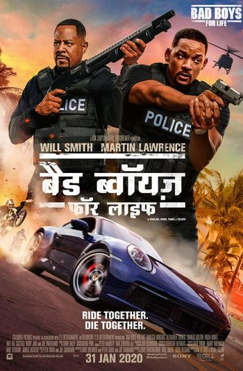 Download Bad Boys for Life (2020) Hindi BluRay 1080p 720p 480p Dual Audio [Hindi (ORG DD5.1)+ English] | Full Movie | Watch Online