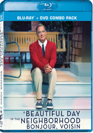 A Beautiful Day In The Neighborhood 2019 BRRip 400MB Hindi Dual Audio 480p Watch Online Full Movie Download bolly4u