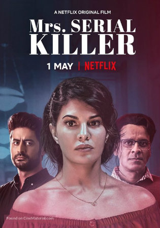 Mrs Serial Killer 2020 WEB-DL 300MB Full Hindi Movie Download 480p