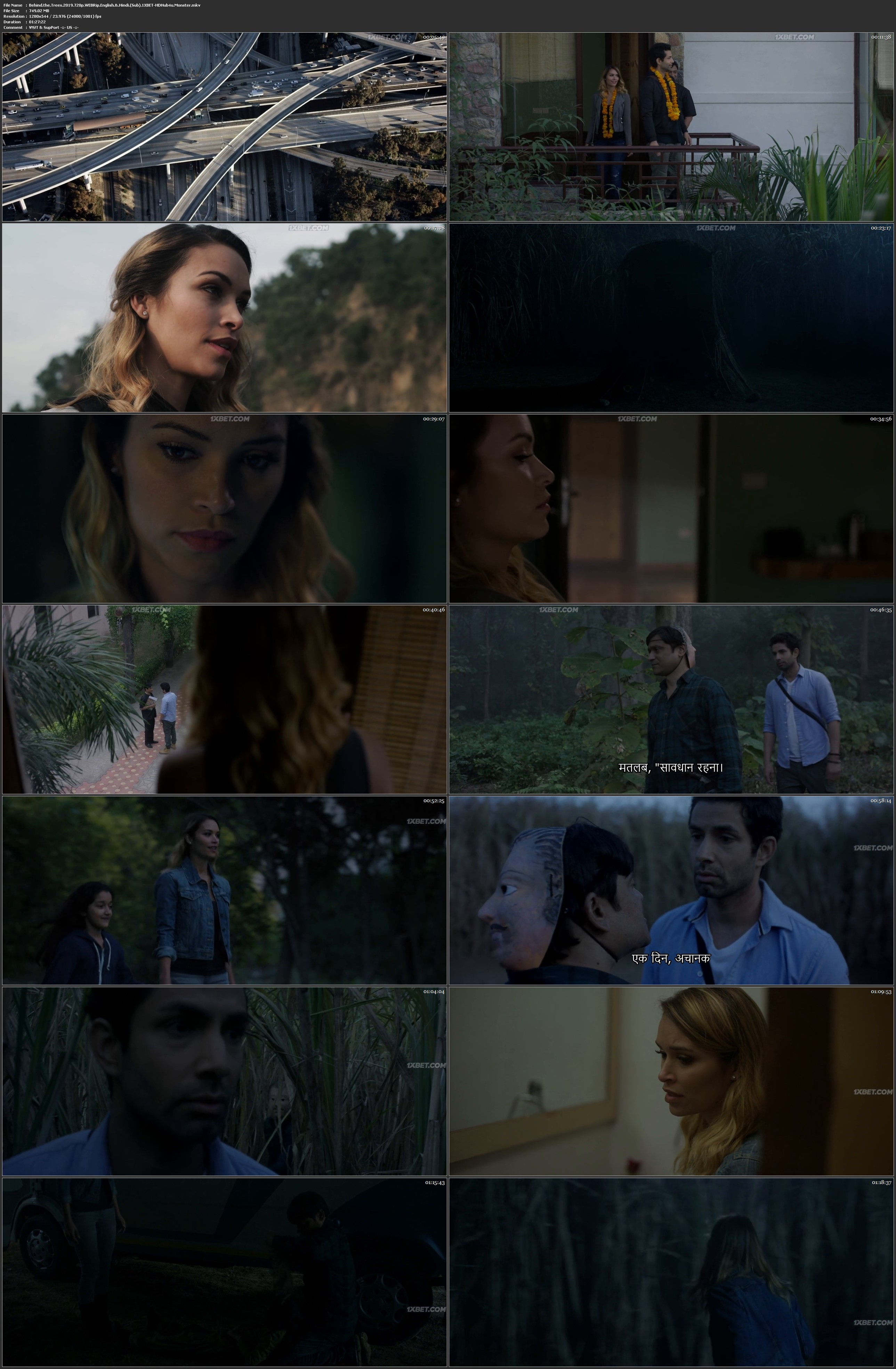 Download Behind The Trees Full Movie