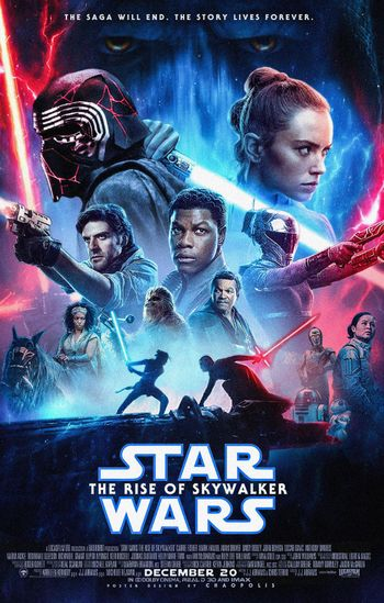 Download Star Wars: The Rise of Skywalker (2019) Hindi BluRay 1080p 720p 480p Dual Audio [Hindi (ORG 2.0)+ English] | Full Movie | Watch Online