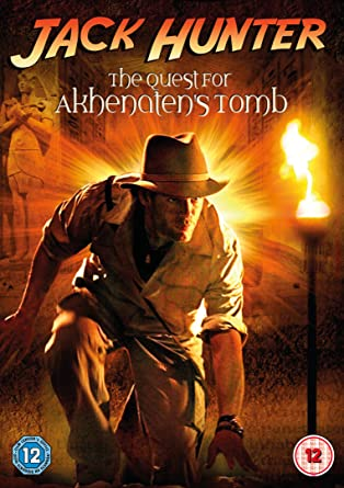 Jack Hunter And The Quest For Akhenatens Tomb 2008 WEBRip 750Mb Hindi Dual Audio 720p