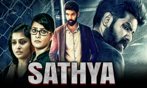 Sathya 2020 HDRip 750Mb Hindi Dubbed 720p Watch Online Full Movie Download bolly4u