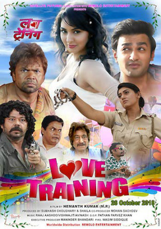 Love Training 2018 WEB-DL 850Mb Hindi 720p Watch Online Full Movie Download bolly4u