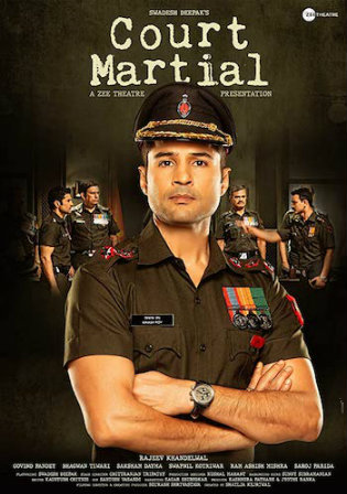 Court Martial 2020 WEB-DL 700MB Hindi 720p