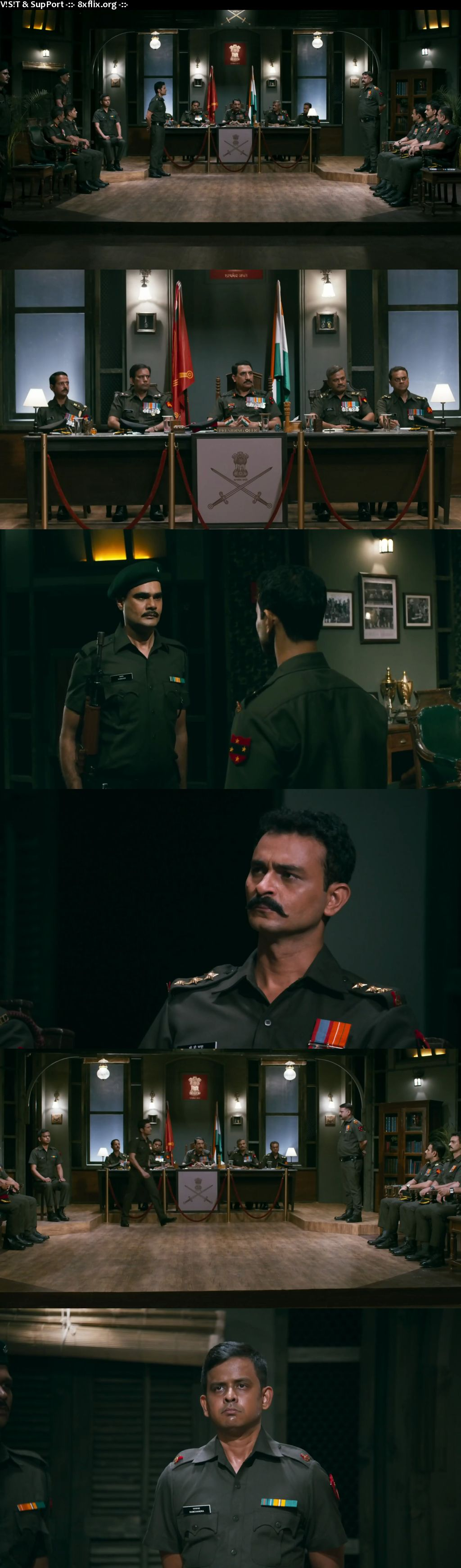 Court Martial 2020 Full Hindi Movie Download 720p 480p Web-DL HD
