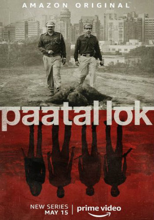 Paatal Lok 2020 WEB-DL 2.5Gb Hindi S01 Complete Download 720p
