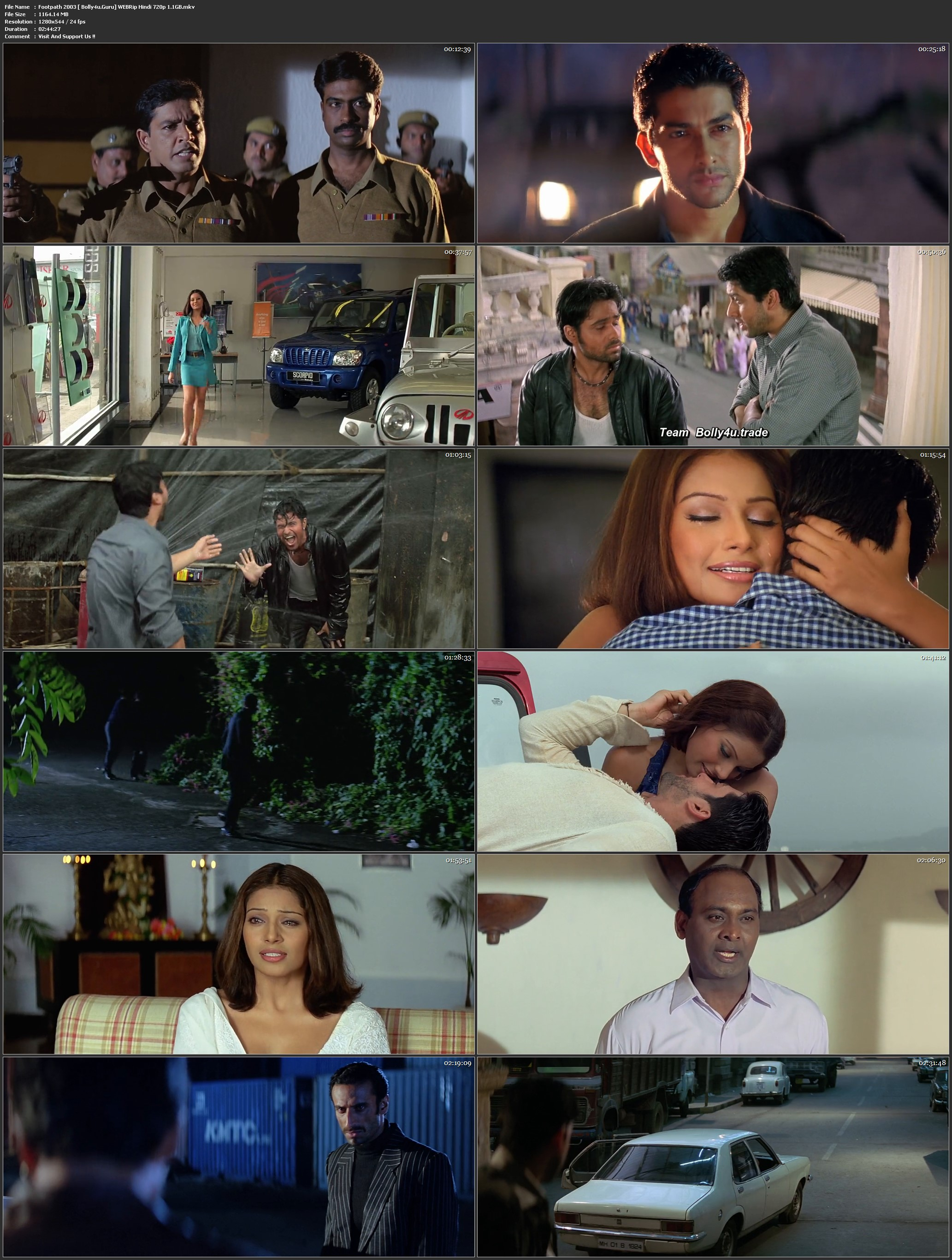 Footpath 2003 WEBRip 1.1Gb Full Hindi Movie Download 720p