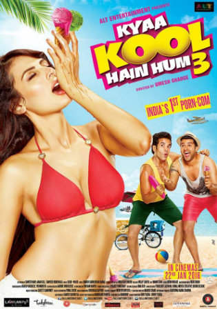 Kyaa Kool Hain Hum 3 2016 WEBRip 1.1GB Hindi 720p ESub