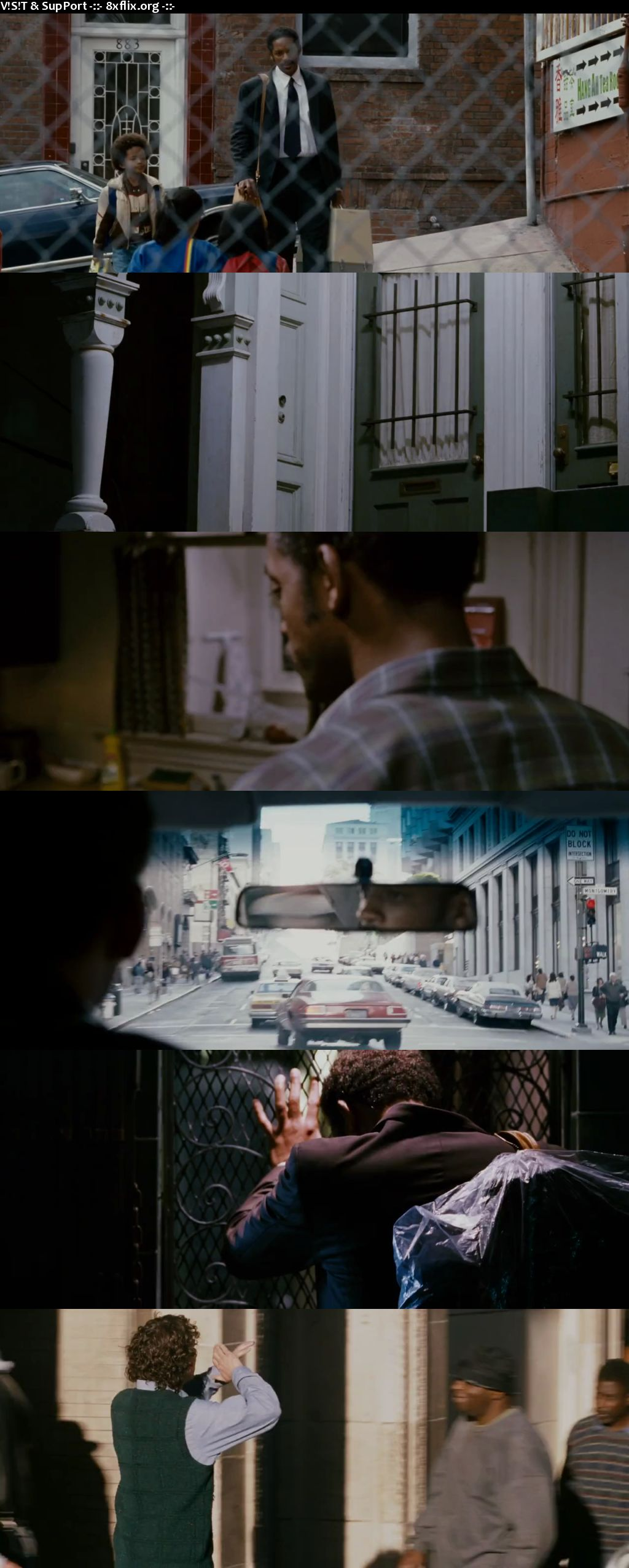 The Pursuit Of Happyness 2006 Hindi English Dual A