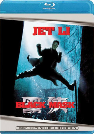 Black Mask 1996 BluRay 300Mb Hindi Dual Audio 480p
