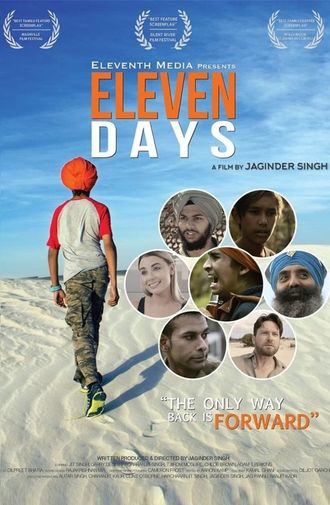 Eleven Days (2018) Hindi WEB-DL 720p Dual Audio [Hindi (Dubbed) + English (ORG)] x264 | Full Movie