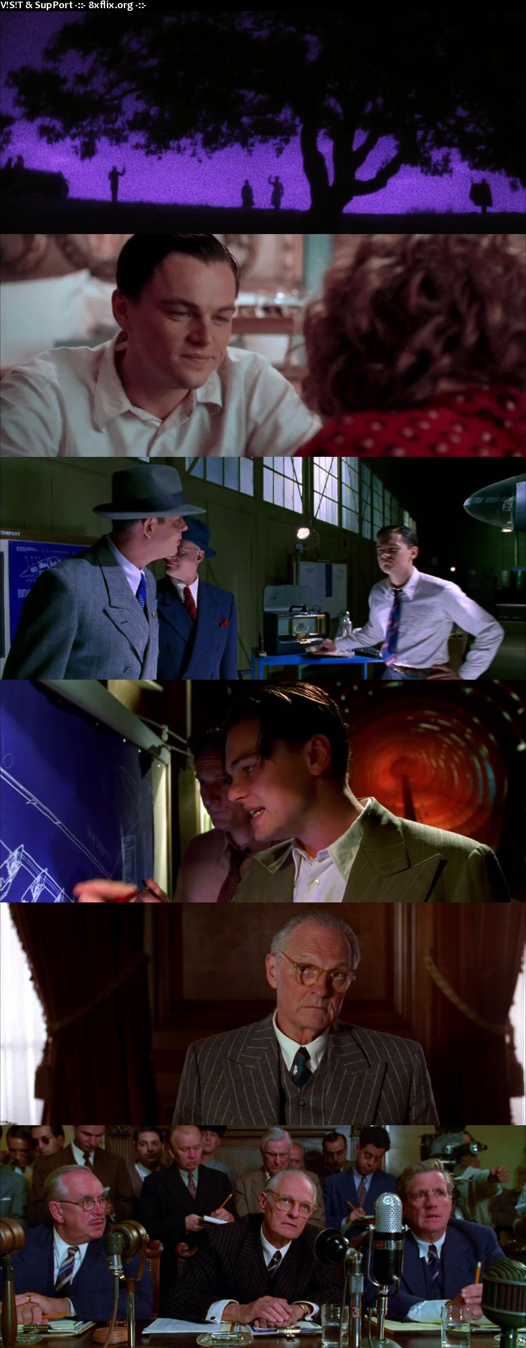 The Aviator 2004 Hindi English Dual Audio 720p 480p BluRay