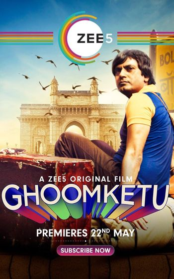 Ghoomketu (2020) Hindi WEB-DL 1080p 720p 480p x264 | Full Movie