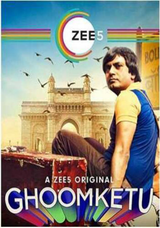 Ghoomketu 2020 WEBRip 350Mb Hindi Movie Download 480p Watch Online Free bolly4u