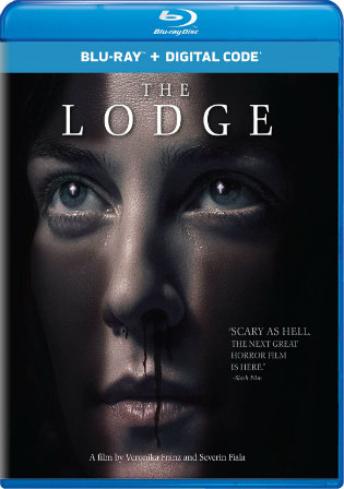 The Lodge 2019 BRRip 300MB Hindi Dual Audio 480p