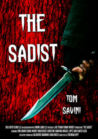 The Sadist 2015 WEBRip 900Mb Hindi Dual Audio 720p