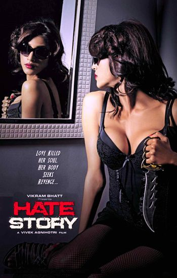 Hate Story (2012) Hindi WEBRip 720p & 480p x264 | Full Movie