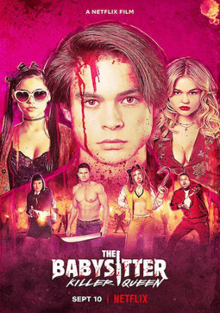 The Babysitter Killer Queen 2020 WEB-DL 750Mb Hindi Dual Audio 720p Watch Online Full Movie Download bolly4u