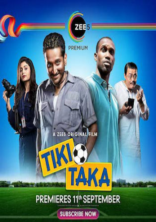 Tiki Taka 2020 WEB-DL 300MB Hindi 480p