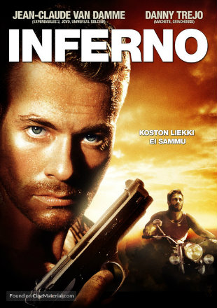 Inferno 1999 BRRip 300MB Hindi Dual Audio 480p Watch Online Full Movie Download bolly4u