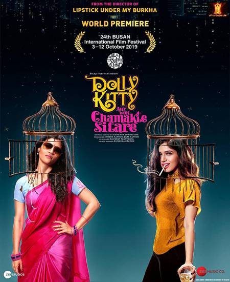 Dolly Kitty Aur Woh Chamakte Sitare 2020 Hindi 480p HDRip 400MB ESubs Download