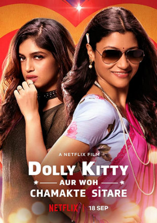 Dolly Kitty Aur Woh Chamakte Sitare 2020 WEBRip 850MB Hindi 720p