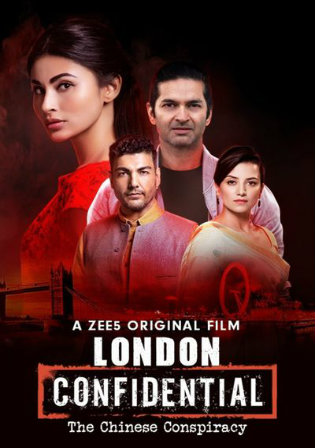 London Confidential 2020 WEB-DL 550Mb Hindi 720p