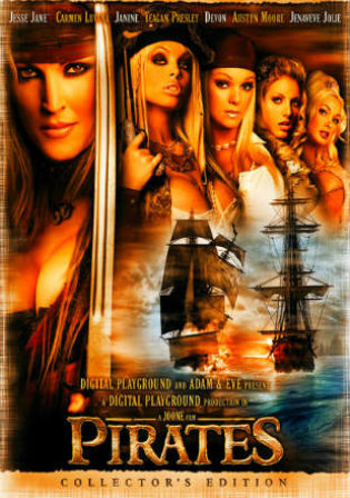 18+ Pirates 2005 BRRip 300Mb English 480p