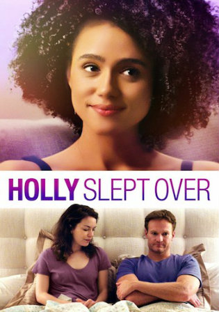 Holly Slept Over 2020 WEB-DL 300MB Hindi Dual Audio 480p