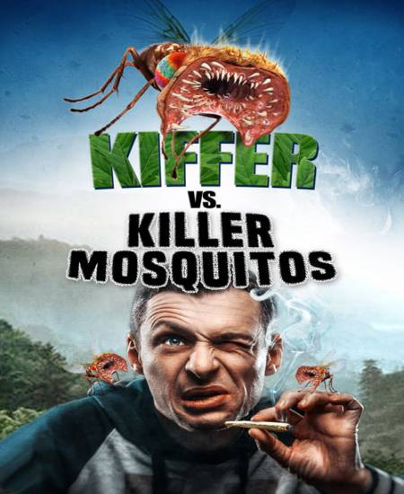 Killer Mosquitos 2018 Hindi Dual Audio 480p BluRay 300MB Download